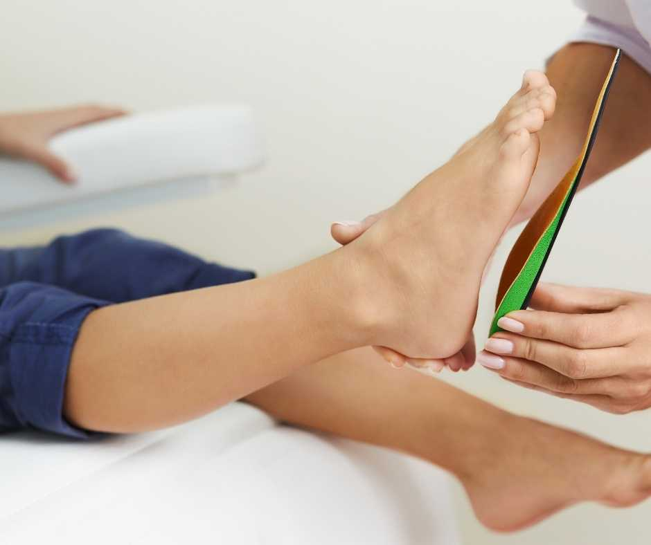 What Does A Biomechanical Podiatrist Do - Northwich Foot Clinic, Cheshire