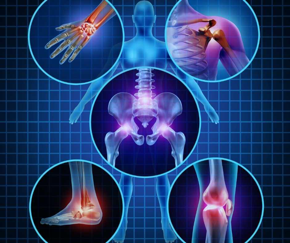 Osteopathy for joint pain relief