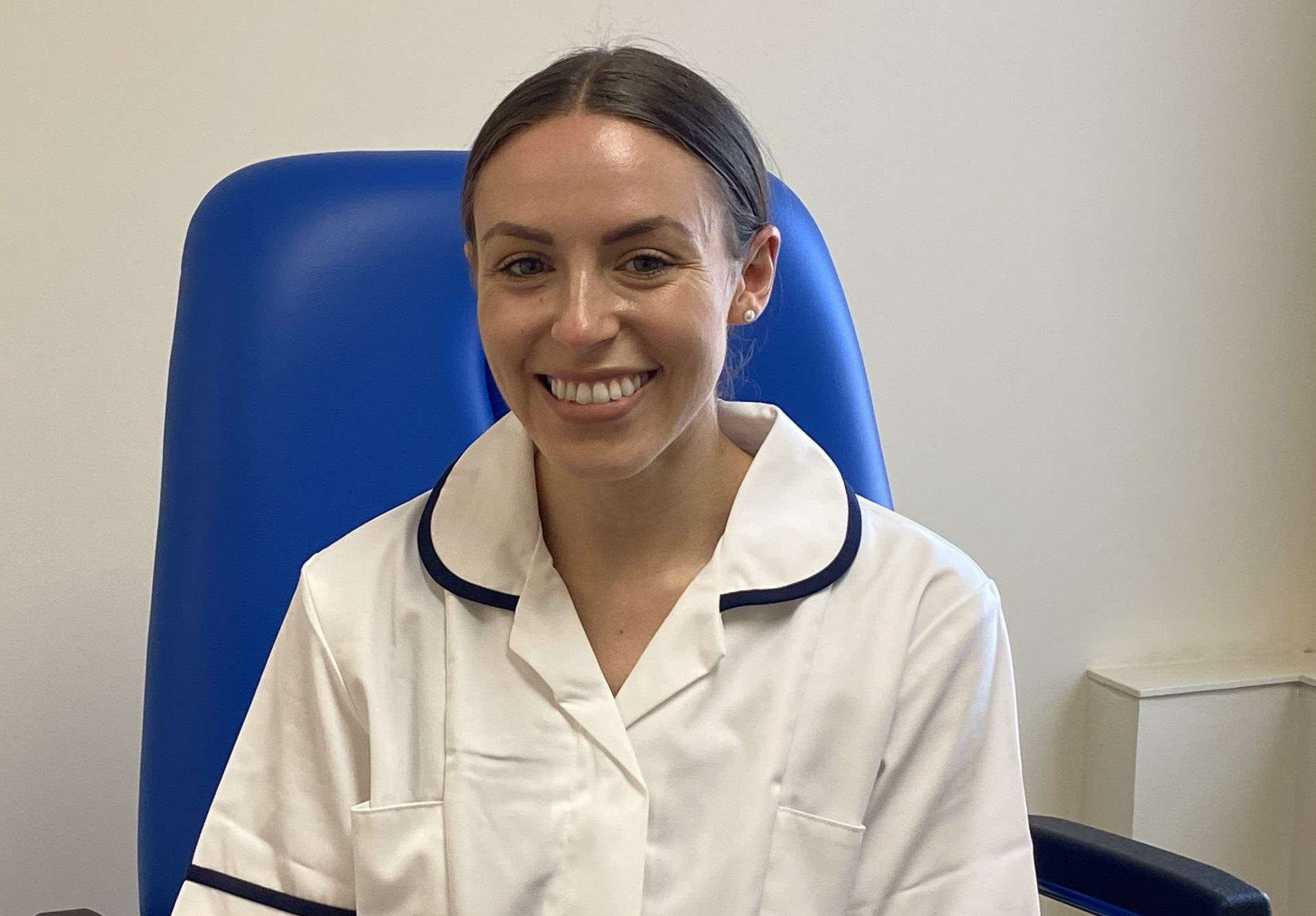 Louisa Smart Podiatrist Northwich Foot Clinic