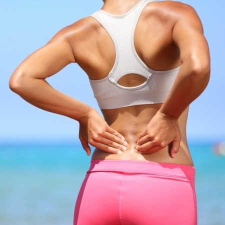 lower back pain problems