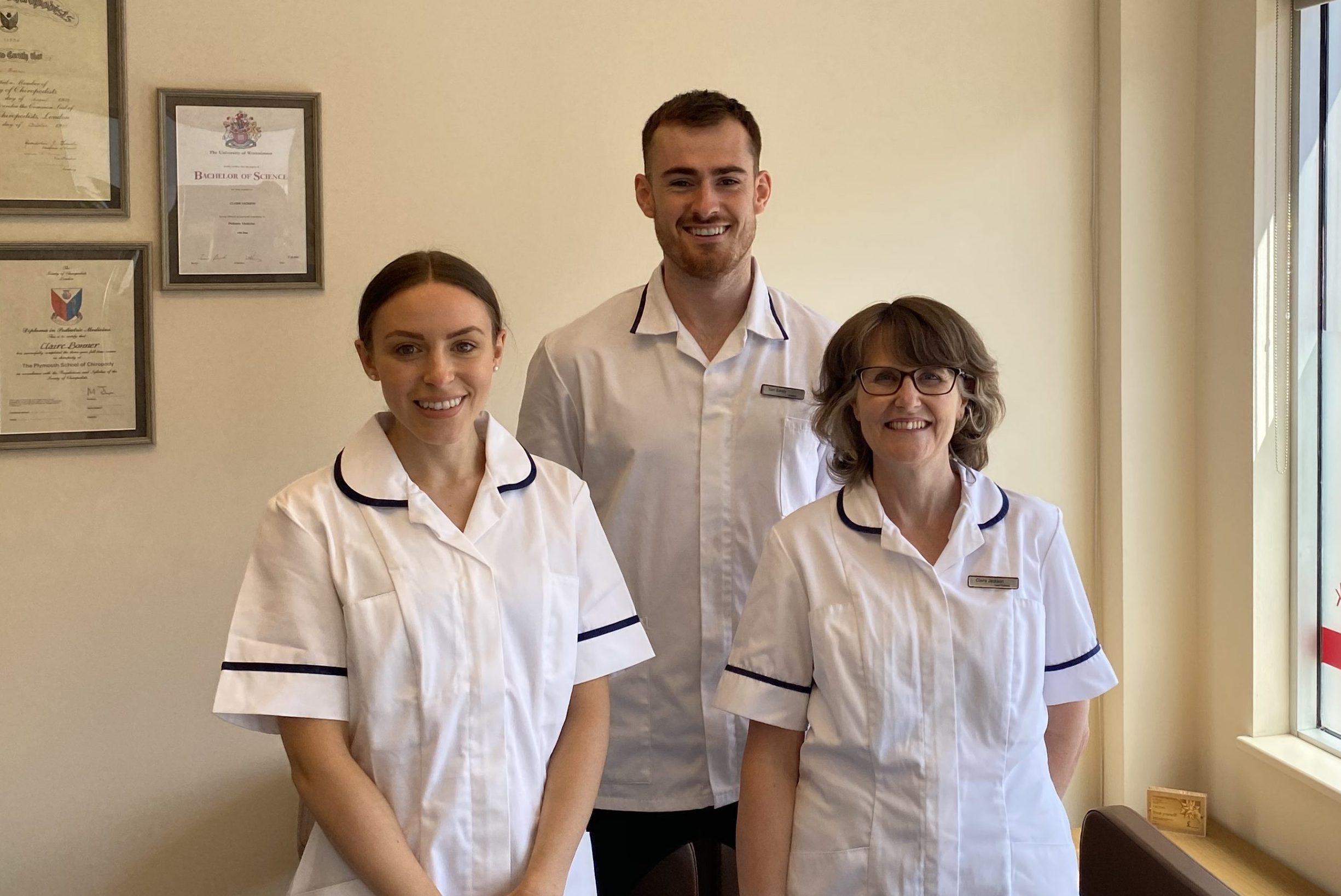 Podiatry Team Podiatrist Northwich Foot Clinic Foot Care