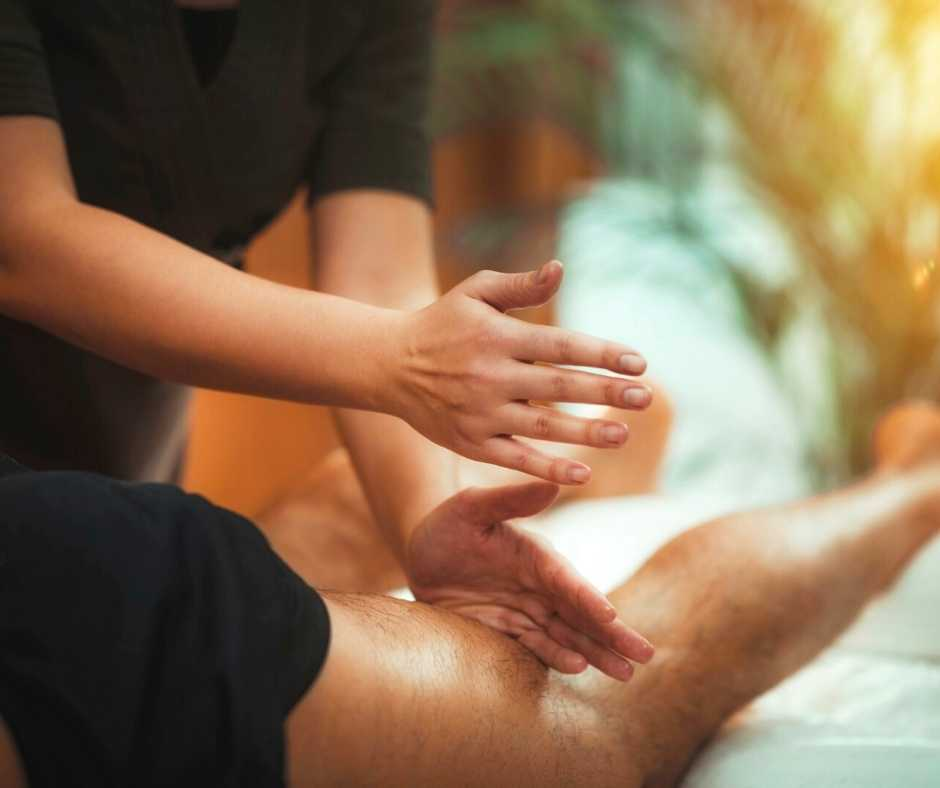 Everything you need to know about sports massage - Northwich Foot Clinic, Cheshire