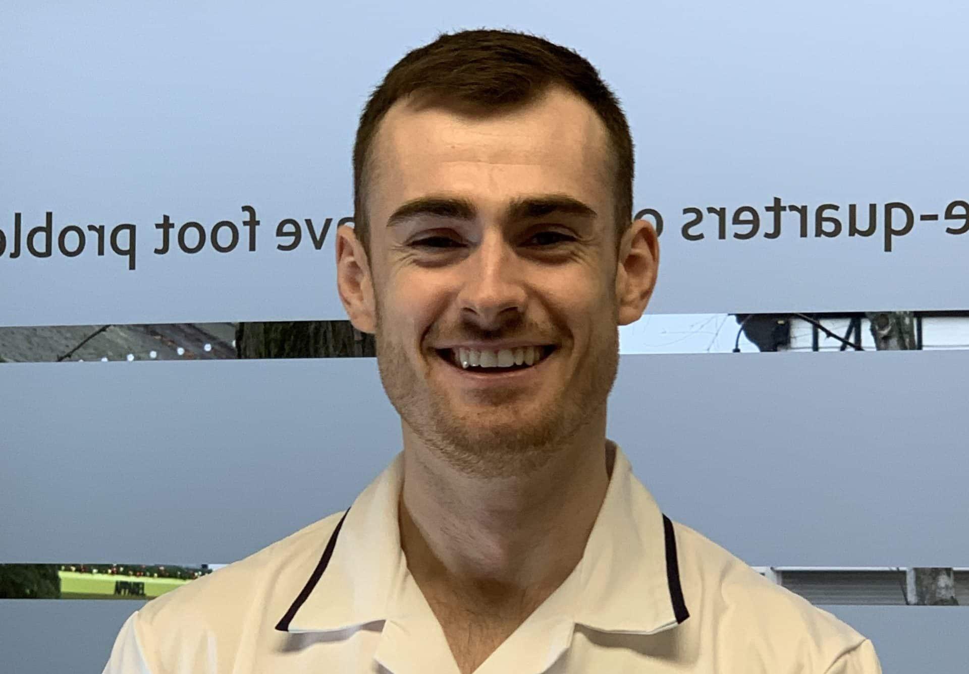 Tom Sandy Podiatrist Northwich Foot Clinic