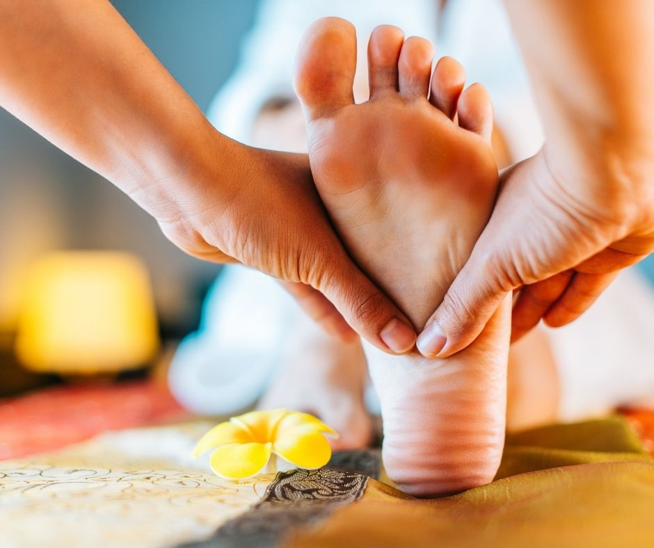 Stressed? Drained? Desperate for a break? The solution is hiding in your feet and the ancient holistic practice of Thai Foot Massage - Northwich, Cheshire